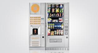 maszyny, automaty vendingowe – sprzedające