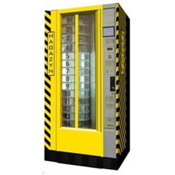 Automat do dystrybucji środków BHP