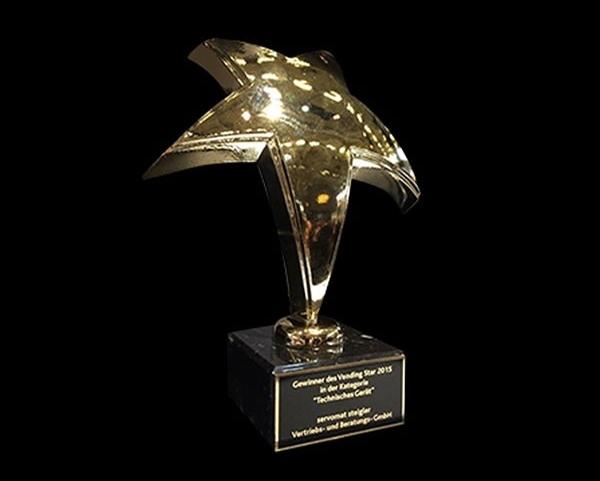 Vending Star Award, 2015