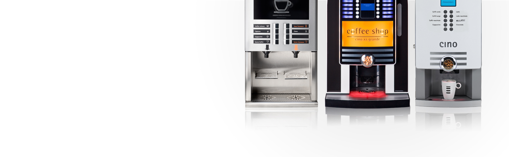 Bogata oferta automatów do kawy